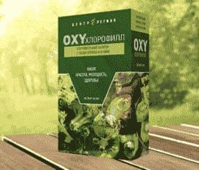 «OXYхлорофилл» хлорофилльный напиток с соком брокколи и киви. Красота, Молодость и Здоровье. (раствор 100млл)