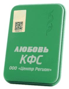 """КФС Зелёная серия """"Места силы"""" с 5 элементом"""